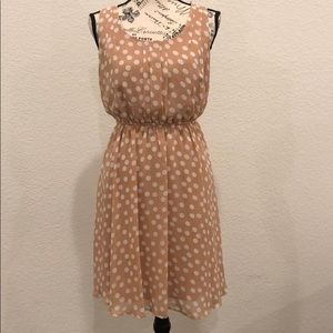 Forever 21 polka dot dress!!